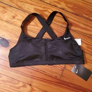 NWT RARE Sexy Nike Dri Fit Cross Back Bikini Top